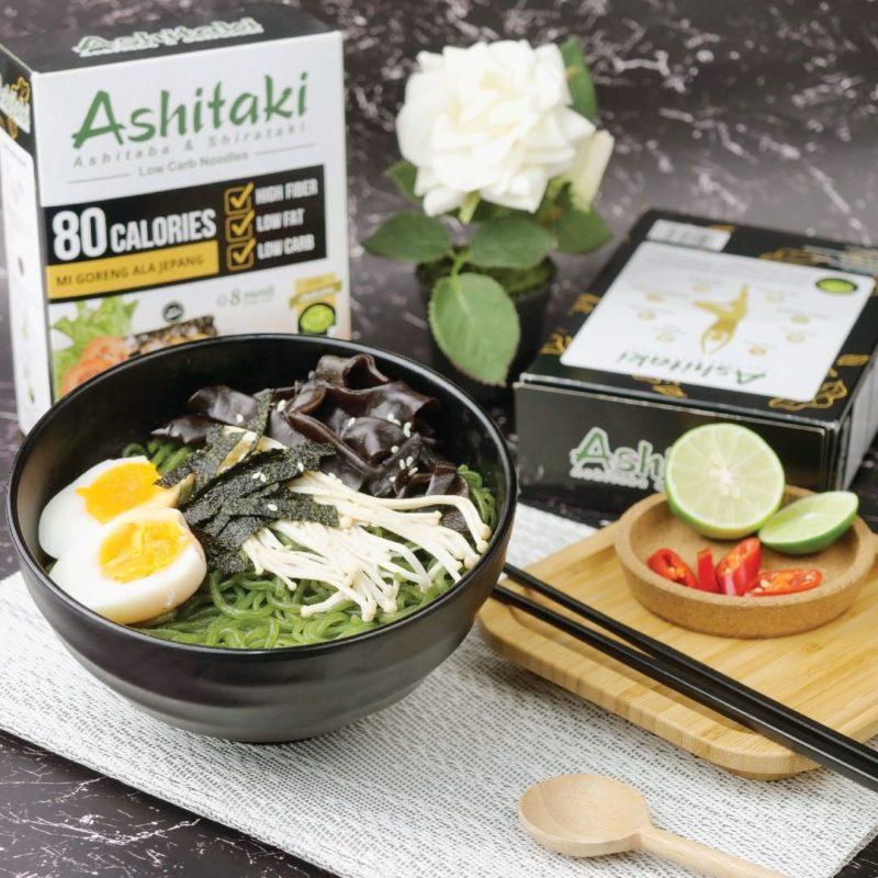 Ashitaki mie