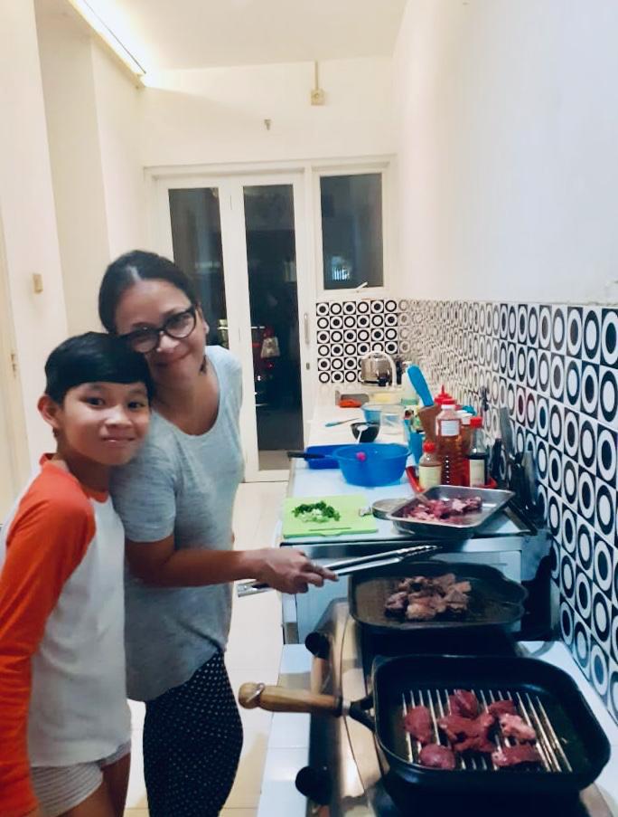 Julia di dapur
