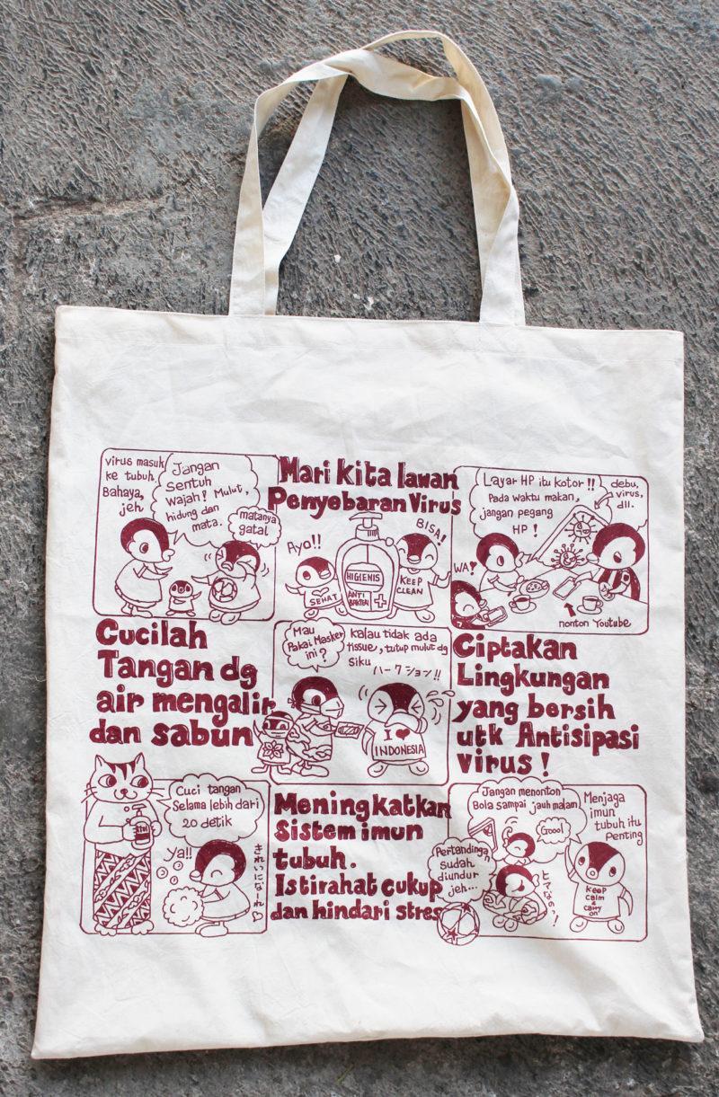 Tas serba guna yang digemari banyak remaja dan ibu