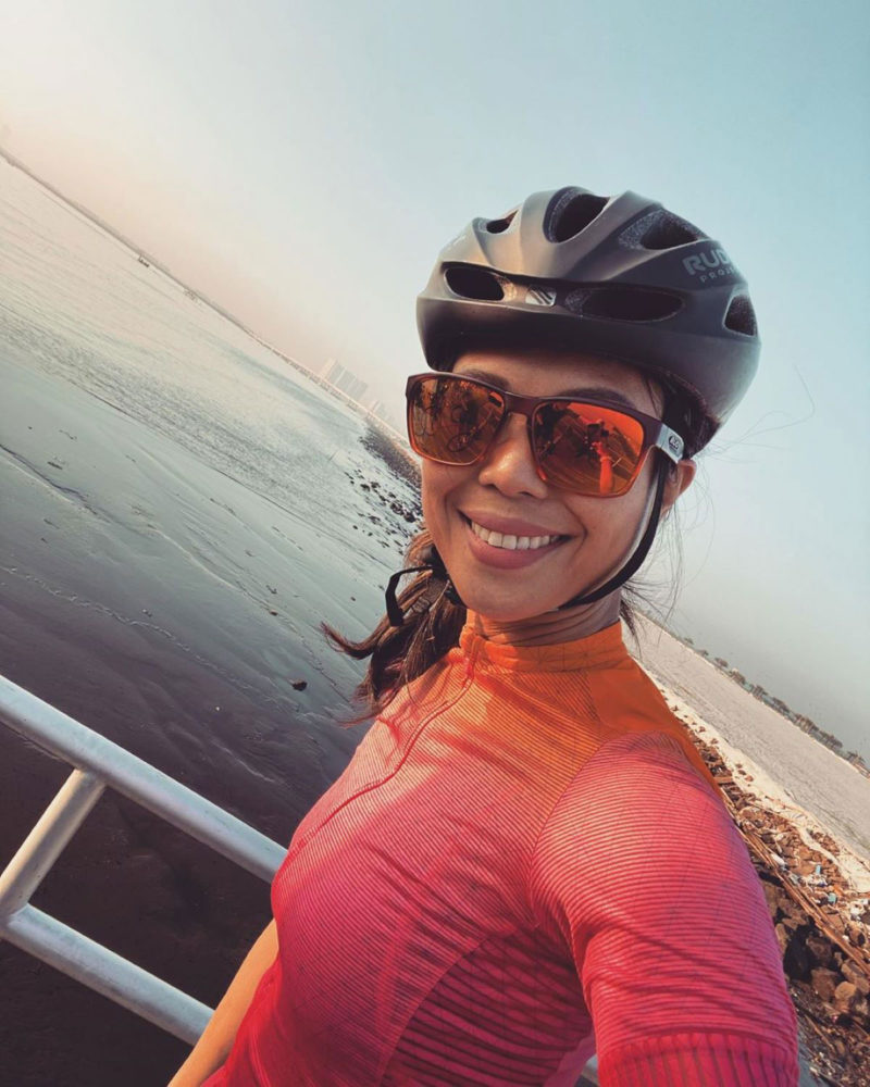 Tabby, founder Women's Cycling Commumnity (WCC)