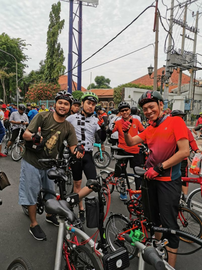 Gowes Epic Cyclist