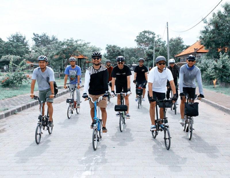 komunitas sepeda, The Genjots