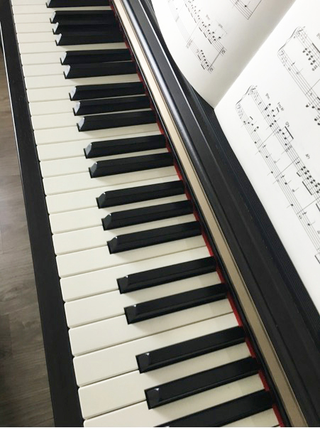 piano eletkrik