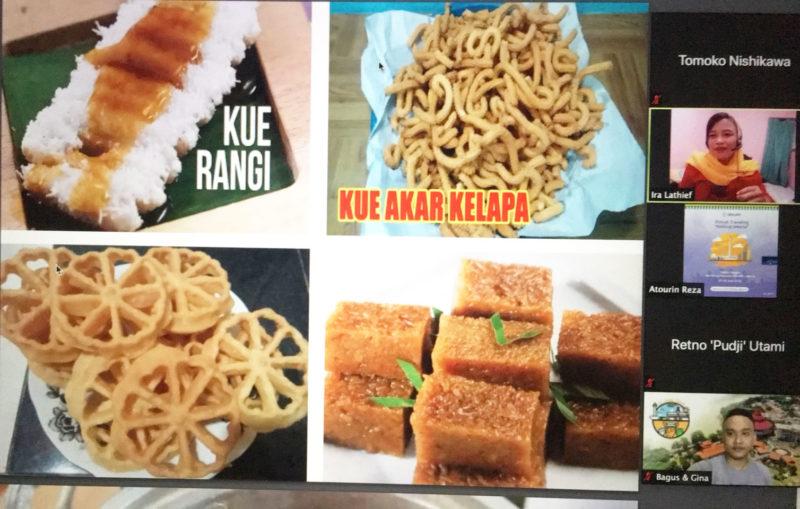virtual tour kuliner Betawi