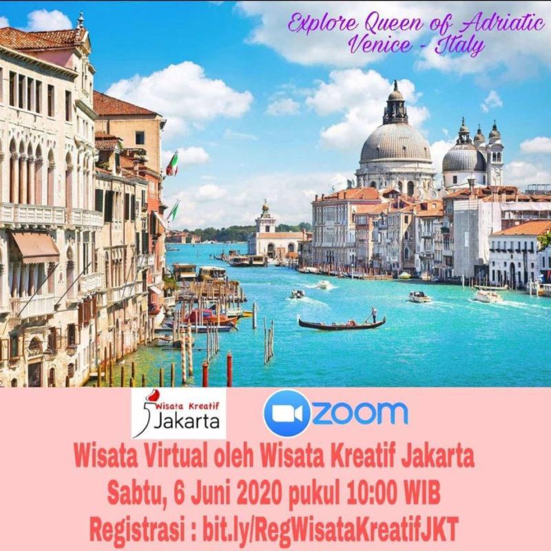 virtual tour ke Venice