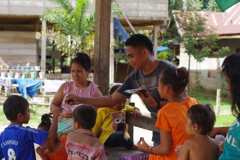 Dari K, petani Kakao di Sulawesi