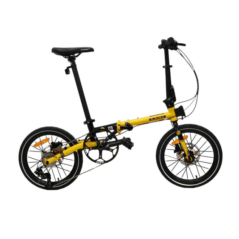 Element Troy Bike to Work