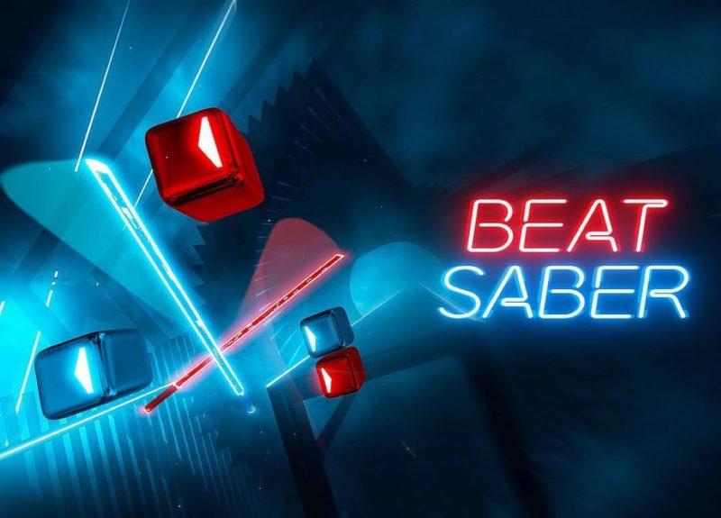VR Olahraga beat saber 2