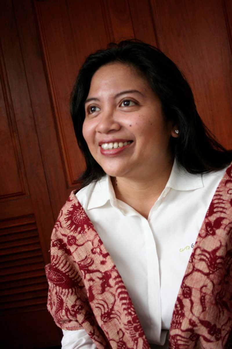 Kumoratih Kushardjanto, Executive Director Negeri Rempah Foundation