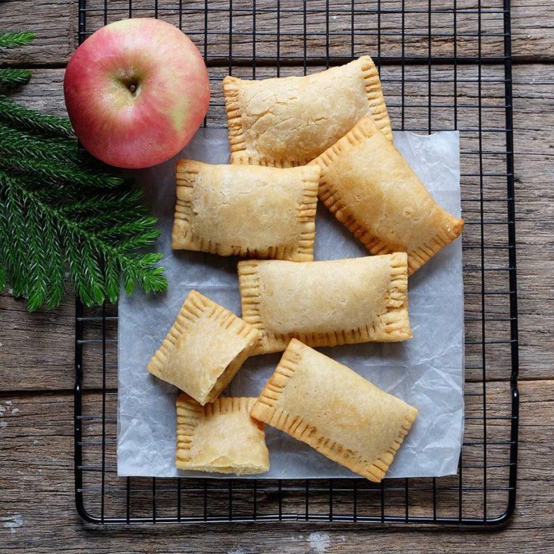 fried apple pie
