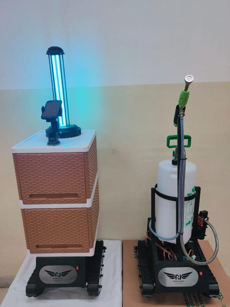 robot nayakalara