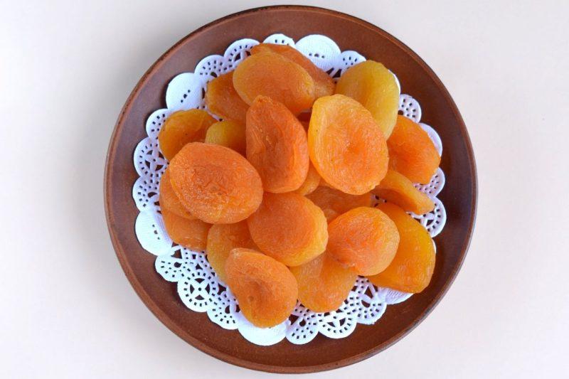 aprikot kering