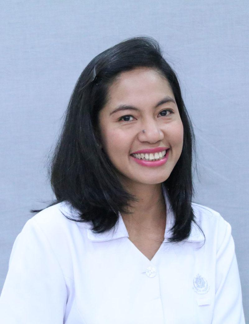 Christine Diah Pertiwi, Ka. Unit Instalasi Gizi Rumah Sakit St. Carolus