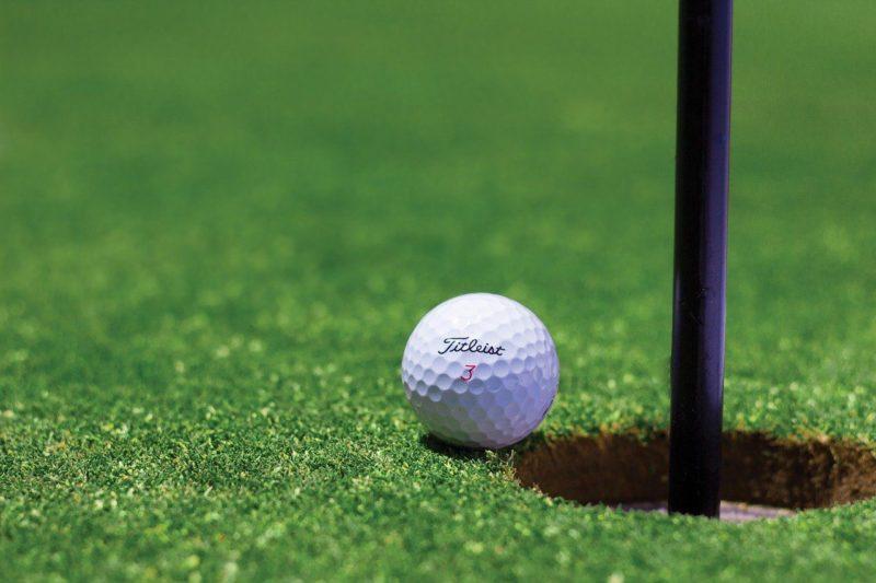bola golf