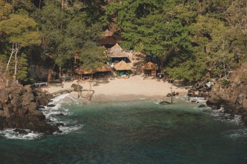 Pantai Pulisan, Likupang