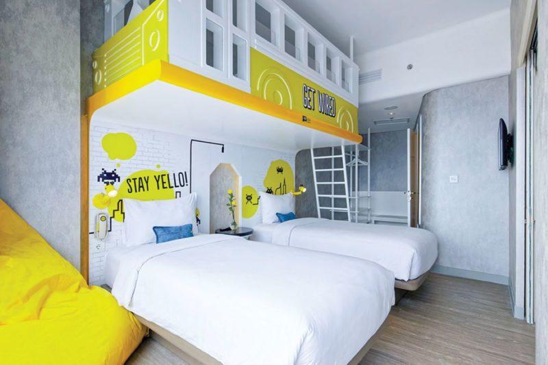 Yello Hotels Harmoni