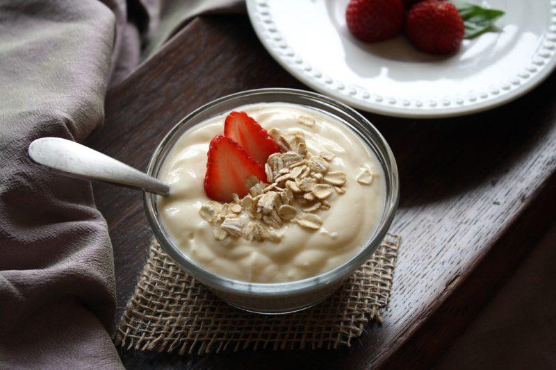 yoghurt kelapa