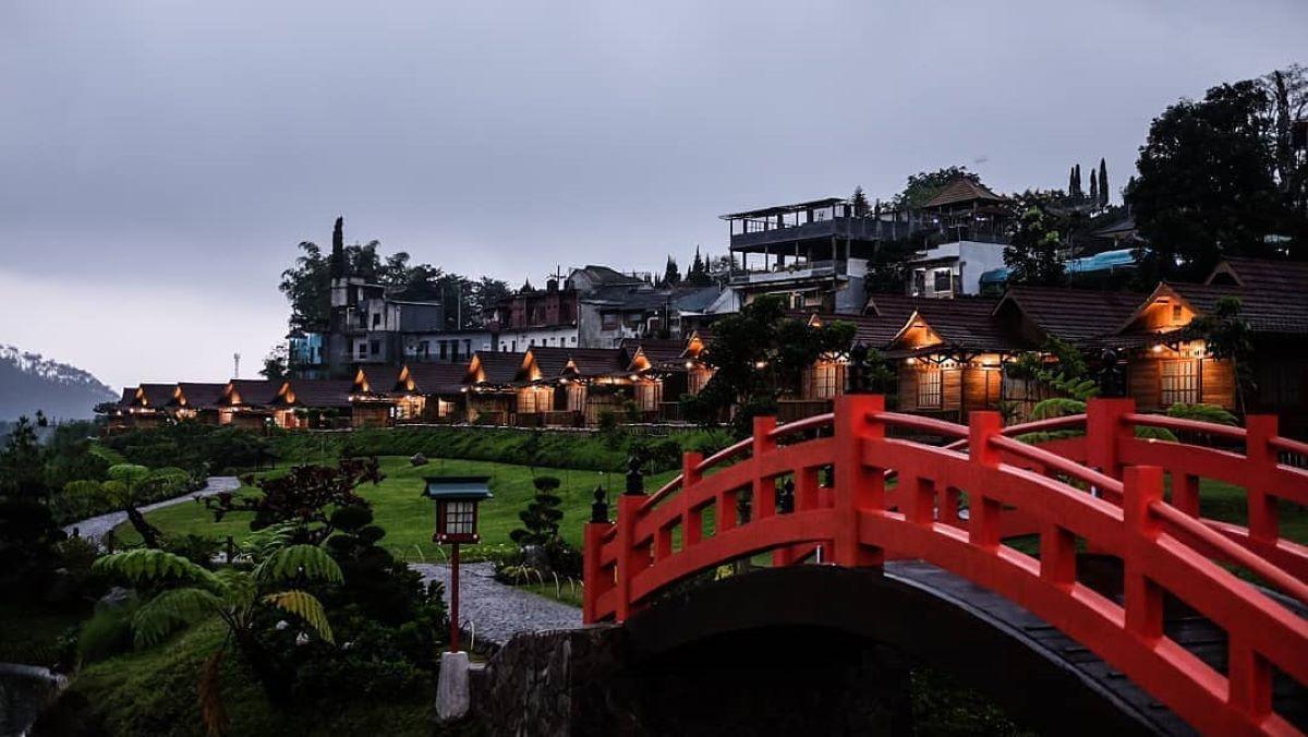 The Onsen Hot Spring Resort