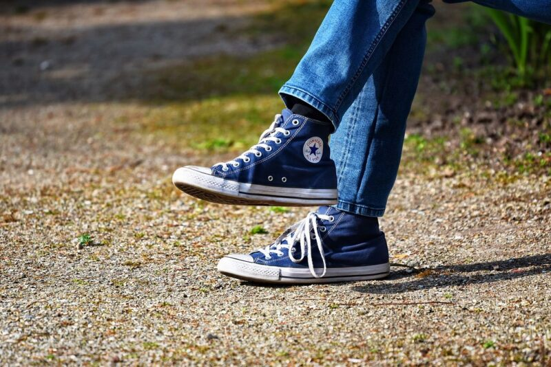 tips sneakers