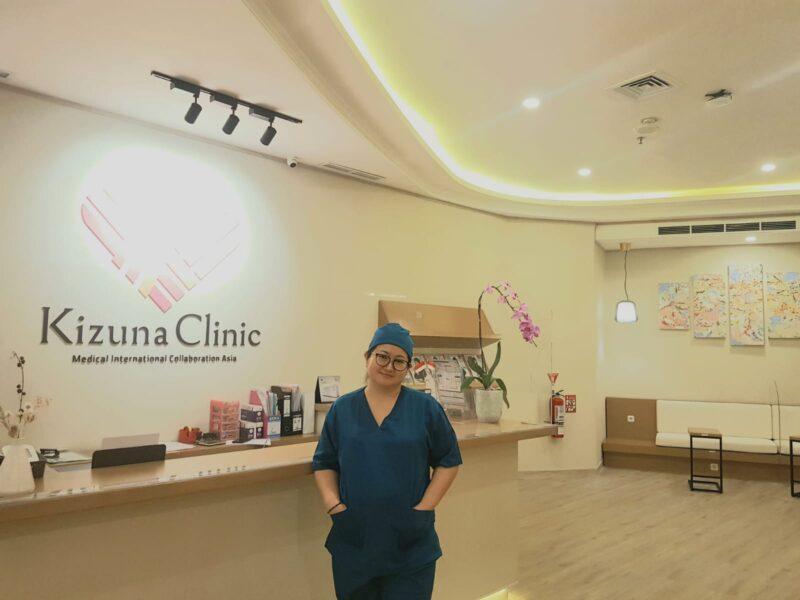 Penanganan pasien dengan stadar internasional di Kizuna Clinic